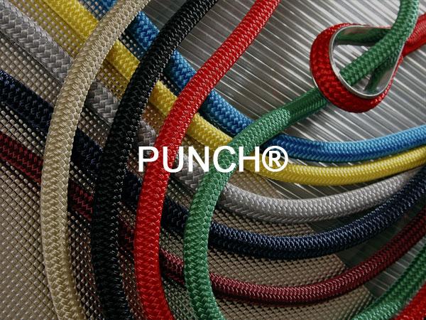 Punch lijnen voor toerzeilers met Dyneema ®
