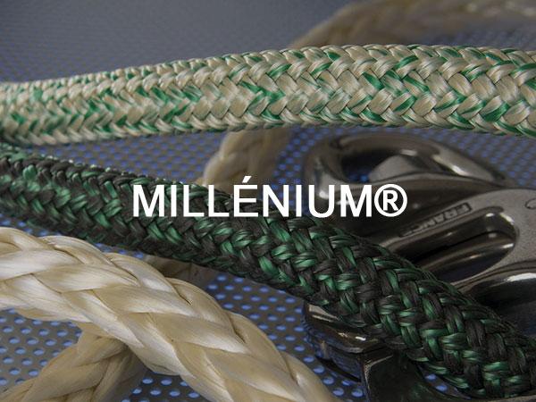 Lijnen met vectran Millenium - Lancelin Lijnen