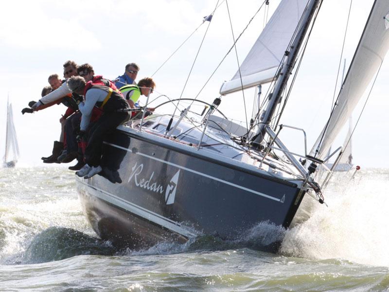 Team Redan wordt sinds 2011 gesponsord door Lancelin Lijnen, de high tech lijnen voor boten