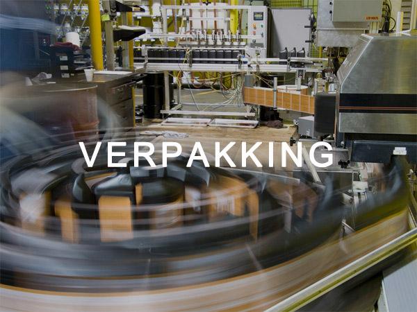 Lijnen voor verpakkingsmachines