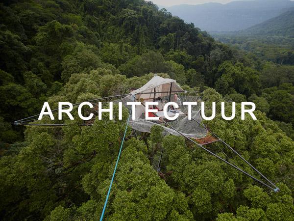 Touwwerk voor de architectuur