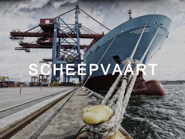 touwwerk voor de maritieme industrie