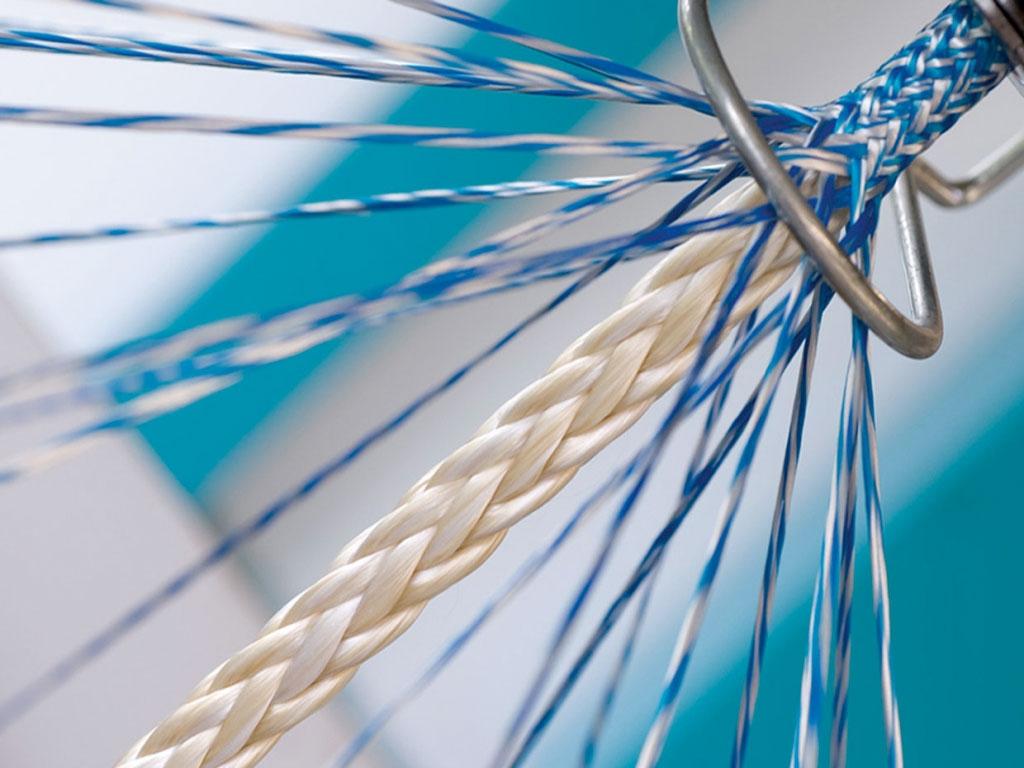 Constructie van touwen